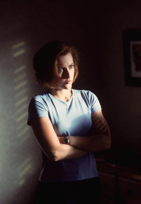 Dana Scully (Gillian Anderson) – Bild: OPTN