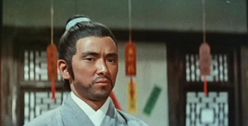 Der Todesspeer des Shaolin – Bild: Peppermint
