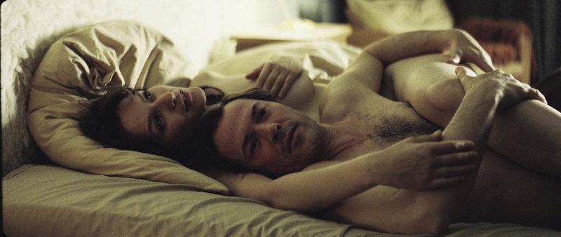 Christa-Maria Sieland (Martina Gedeck) und Georg Dreyman (Sebastian Koch). – Bild: arte