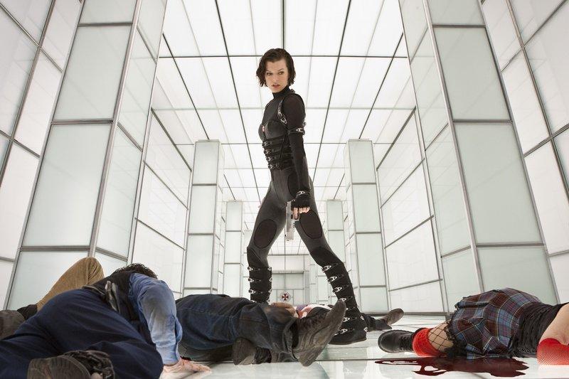 Im andauernden Krieg gegen das ultimativ Böse: Alice (Milla Jovovich) ... – Bild: ProSieben