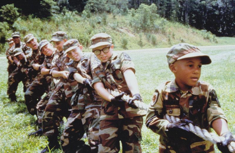 Auf Kriegsfuß mit Major Payne – Bild: Universal TV
