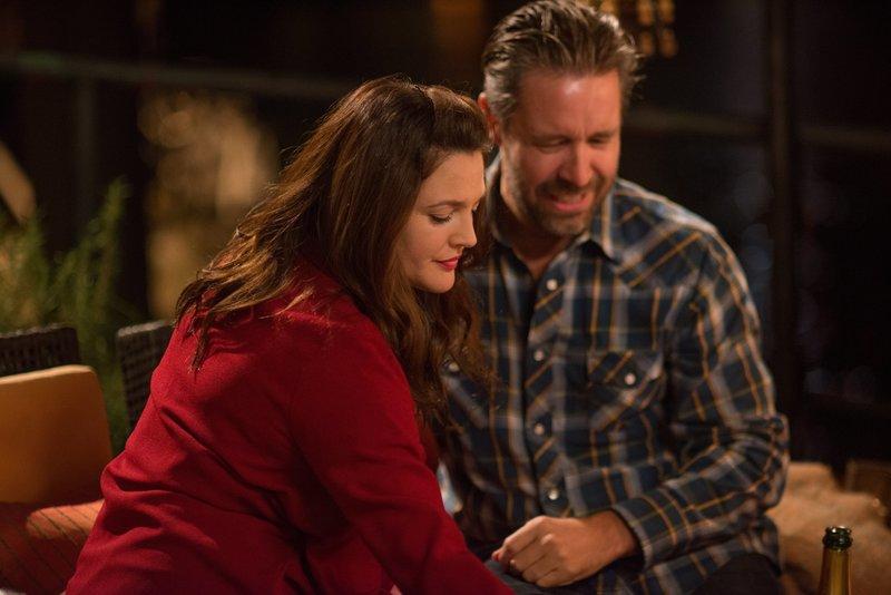 Von links nach rechts: Jess (Drew Barrymore) und Jago (Paddy Considine). – Bild: Nick Wall