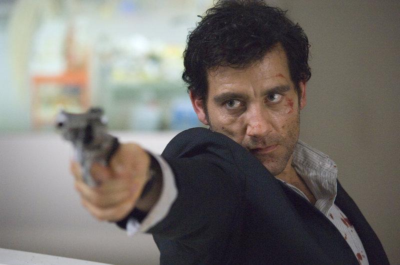Scheiß auf den Lombardsatz! Zunächst glaubt Interpol-Agent Louis Salinger (Clive Owen) noch, mit handfesten Beweisen könne er den Bankern das Handwerk legen. Eine reine Illusion ... – Bild: Turner / (C) Sony Pictures