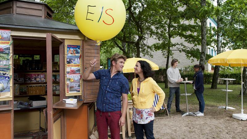 Luft – Ein Plattfuß kommt selten allein (Staffel 32, Folge 3) – Bild: ZDF/Antje Dittmann
