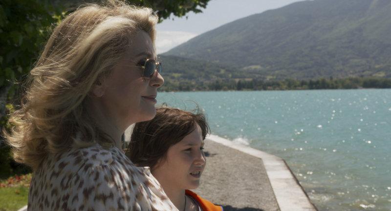 Catherine Deneuve – Bild: Servus TV