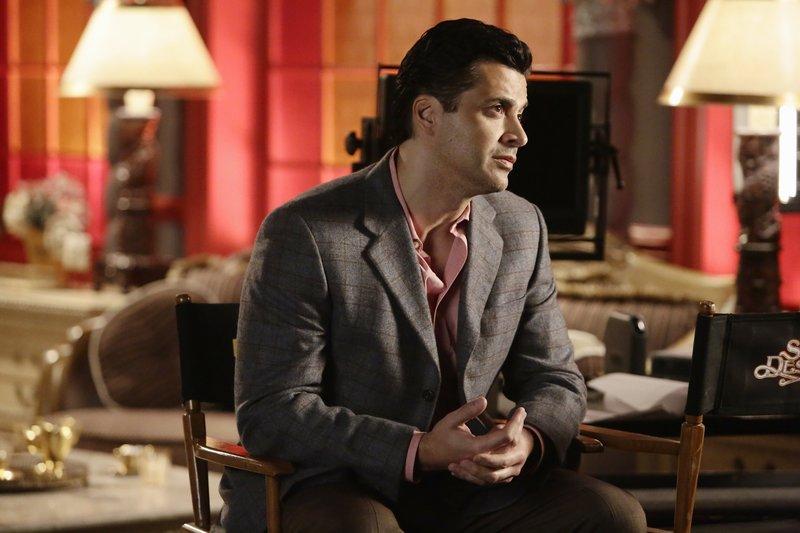 Hat Francisco Herrara (Franco Barberis) etwas mit dem Mord an der jungen Schauspielerin zu tun? Beckett und ihr Team versucht, dies herauszufinden ... – Bild: ABC Studios Lizenzbild frei