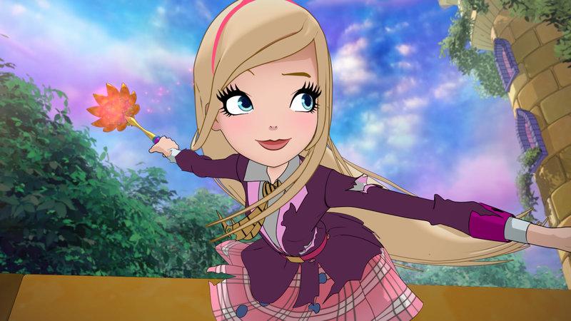 Rose Cinderella. – Bild: @ Nickelodeon