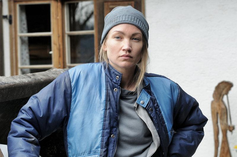 Die Gruberin – Bild: ZDF und Jacqueline Krause Burberg