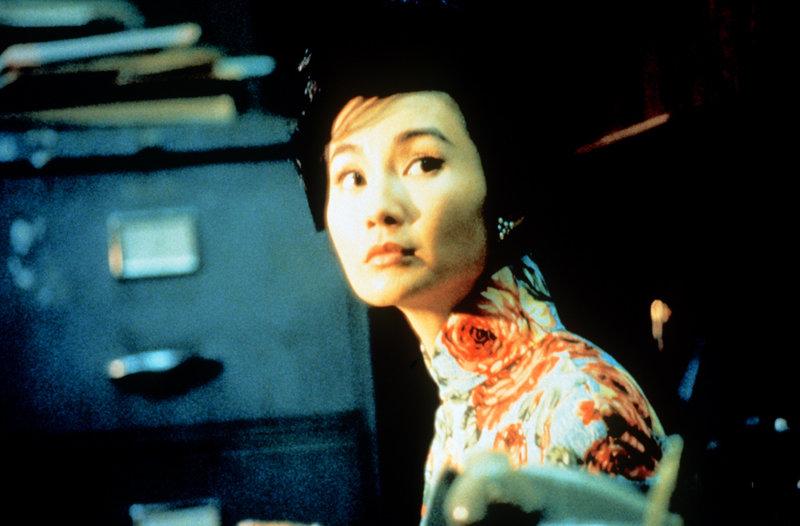 Maggie Cheung. – Bild: 3sat