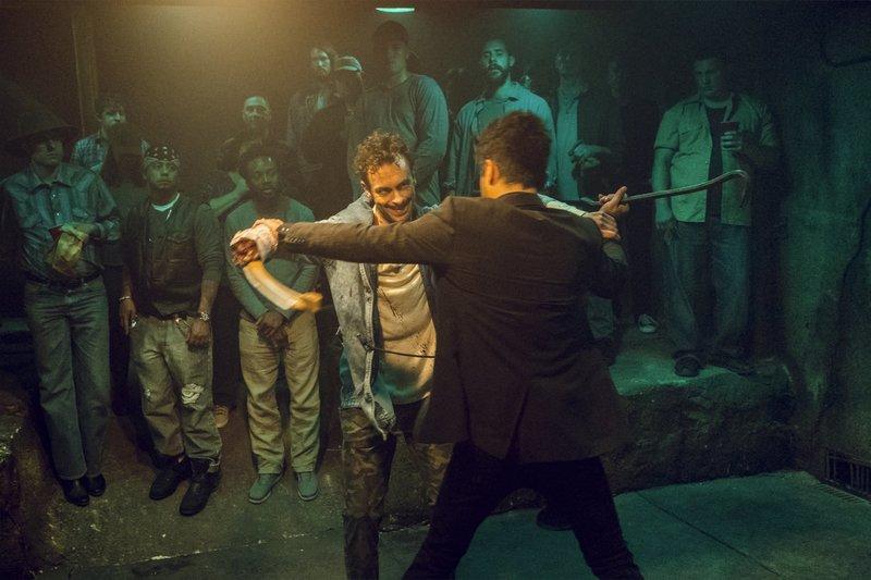 Cassidy (Joseph Gilgun) und Jesse Custer (Dominic Cooper) – Bild: Universal TV