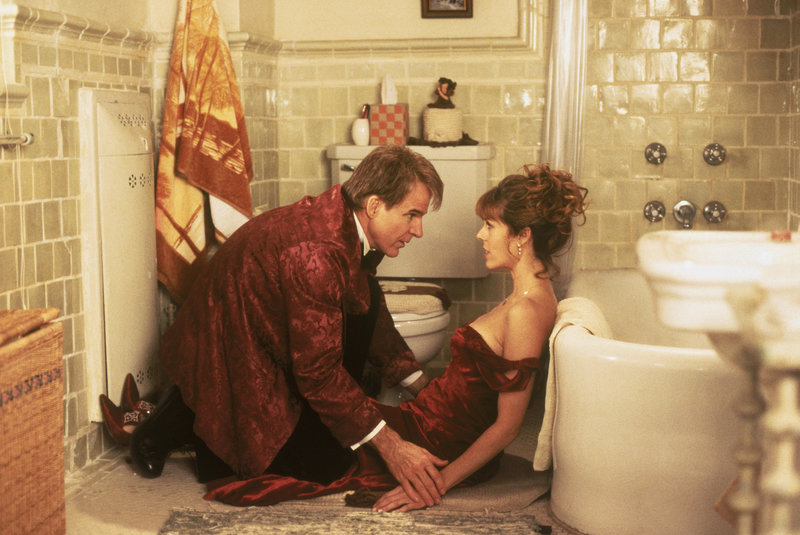 Philip (Steve Martin) und Catherine (Rita Wilson). – Bild: 1994 TriStar Pictures, Inc. All Rights Reserved.