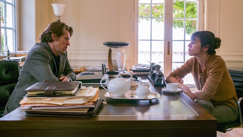 Willem Dafoe (L), Charlotte Gainsbourg (Joe). – Bild: ORF