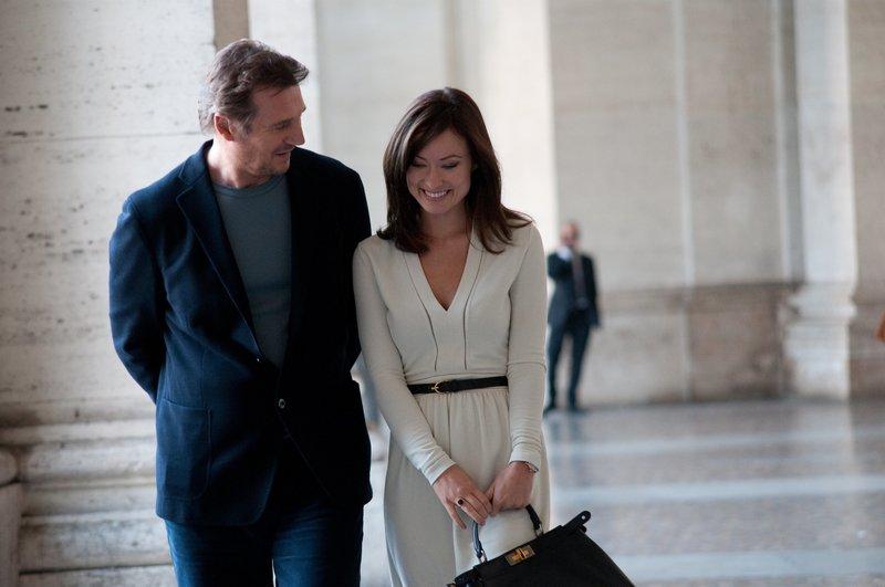 L-R: Liam Neeson as Michael and Olivia Wilde as Anna. – Bild: S1 / (FSC:AA)/Maria Marin