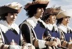 Wir viere sind die Musketiere – Bild: mdr