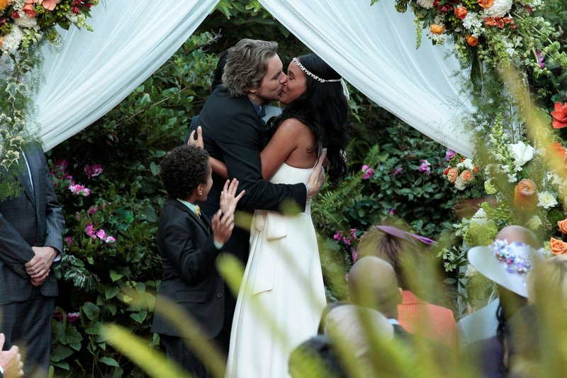 Die Hochzeit unseres kleinen Bruders (Staffel 3, Folge 18) – Bild: Turner / (C) 2011/2012 OPEN 4 BUSINESS PRODUCTIONS, LLC. ALL RIGHTS RESERVED