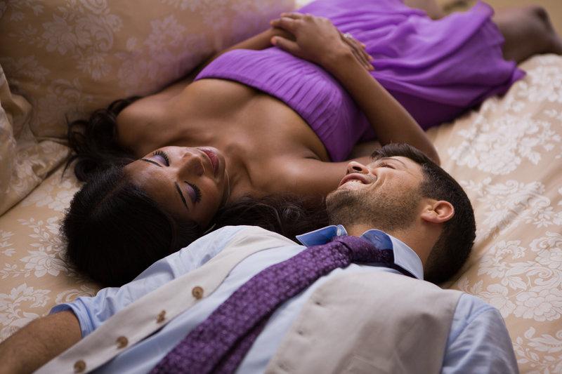 Gabrielle Union (Kristen), Jerry Ferrara (Jeremy). – Bild: ORF