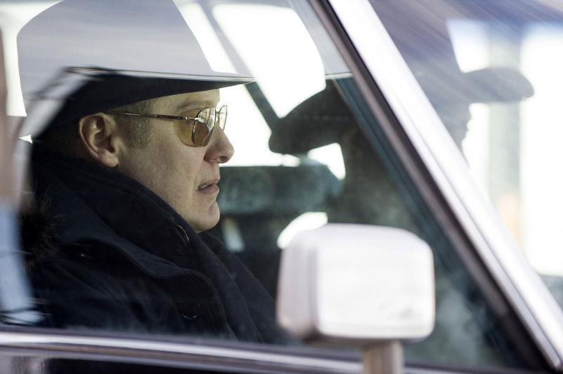 Raymond 'Red' Reddington (James Spader) – Bild: MG RTL D / 2014 Sony Pictures