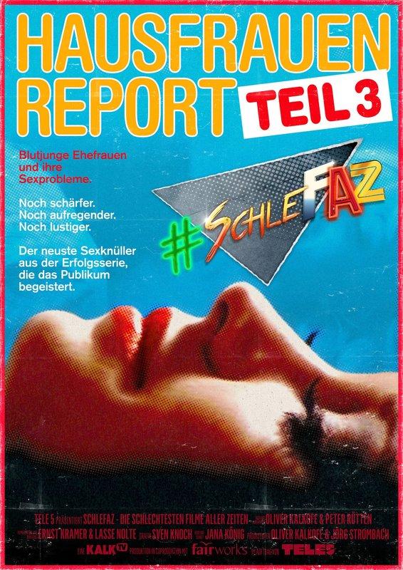 SchleFaZ: Hausfrauen-Report Teil 3 – Bild: Sven Knoch für TELE 5
