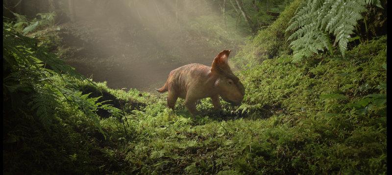 Dinosaurier - Im Reich der Giganten – Bild: 2013 Constantin Film Verleih GmbH. Lizenzbild frei