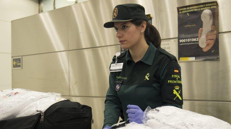 Control vamal în aeroport – Bild: Discovery Communications