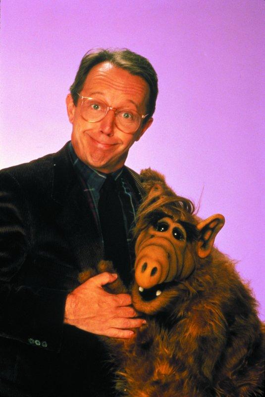 Willie Tanner und Alf – Bild: ATV2