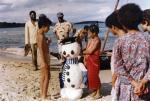 Ein Schneemann für Afrika – Bild: mdr