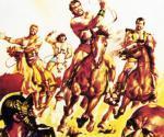Die Höllenhunde des Dschingis Khan – Bild: kabel eins