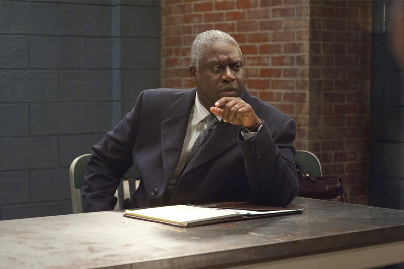 "-- ""Spiraling Down"" Episode 1310 -- Pictured: Andre Braugher as Bayard Ellis -- Photo by: Virginia Sherwood/NBC – Bild: Universal Channel"