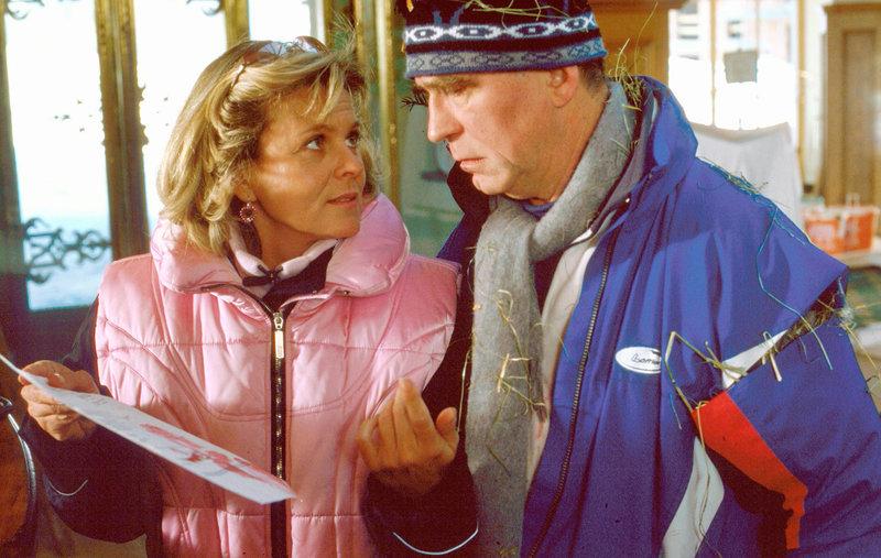 Andrea L'Arronge, Heinz Marecek – Bild: ORF / LAURENT TRÜMPER