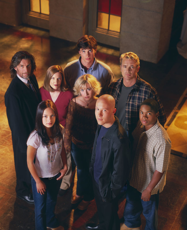 Smallville Season 4 Cast: Smallville S03E20: Der Mann, Der Einst Vom Himmel Fiel