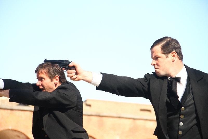 Abraham Lincoln vs. Zombies – Bild: RRS