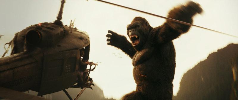 Kong (Terry Notary) – Bild: Puls 4