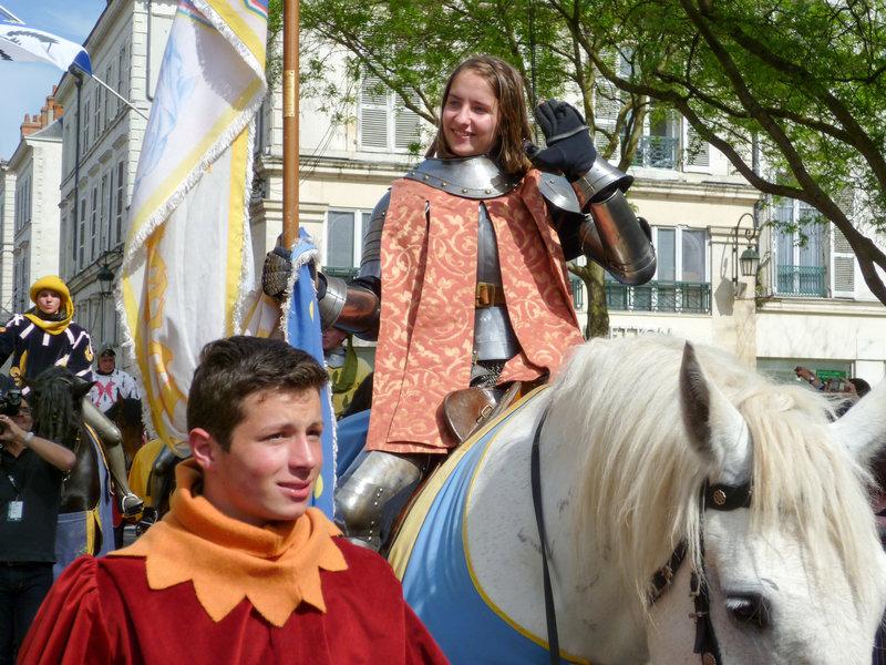 Jeanne d?Arc, die Befreierin Frankreichs. – Bild: ZDF und Gruppe 5