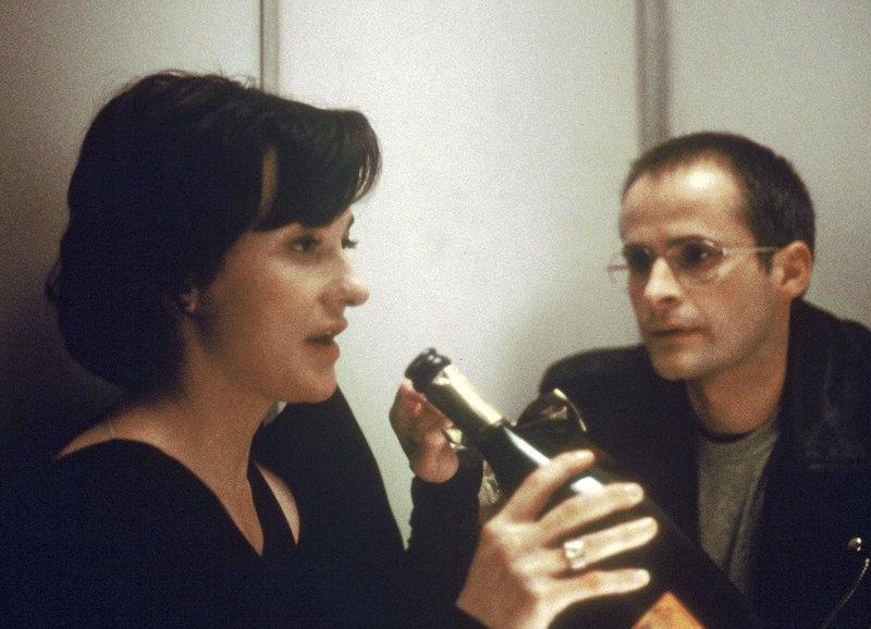Katharina (Sylvie Rohrer) und Kai (Harald Koch). – Bild: SF DRS