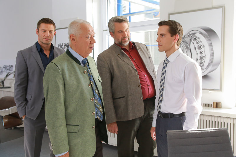 Mord mit Verspätung (Staffel 17, Folge 7) – Bild: ZDF und Christian A. Rieger - klick