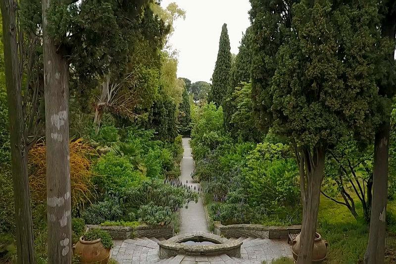 Magische Gärten S03e18 Hanbury Fernsehseriende