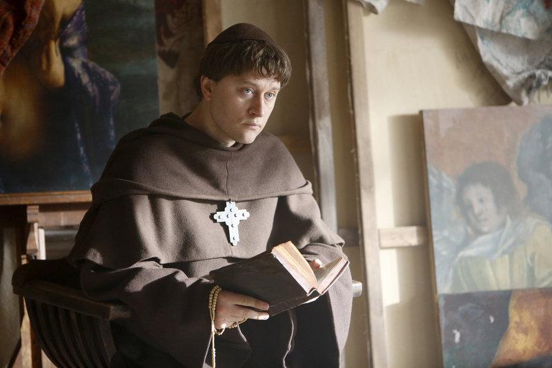 Ist Martin Luther (Adrian Topol) tatsächlich so gefährlich, wie die katholische Kirche behauptet? – Bild: SAT.1 Eigenproduktionsbild frei