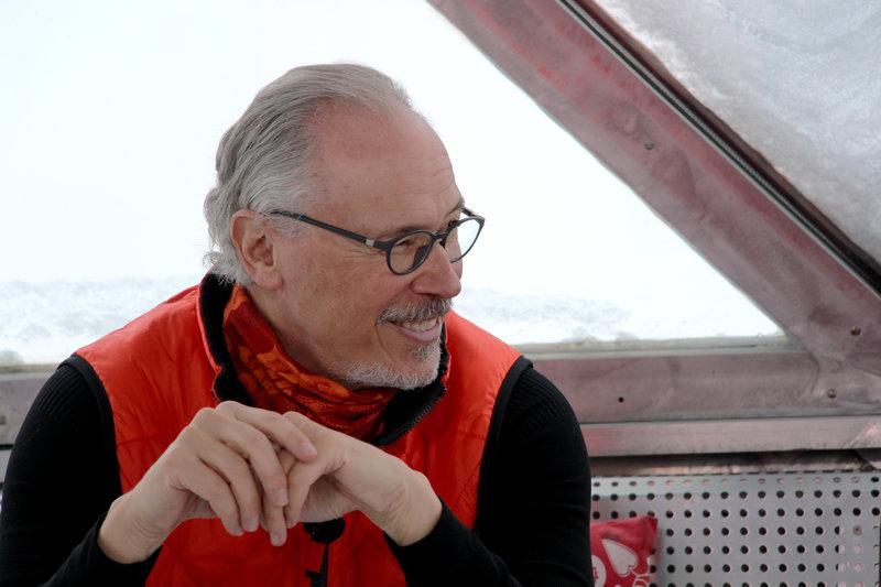 Dr. UnivProf. Siegfried Meryn. – Bild: ORF III