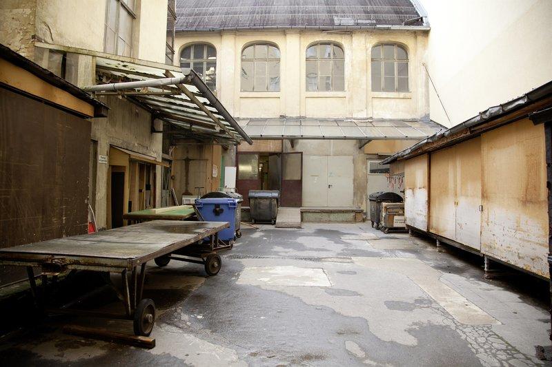 Exterior Eden Dance Palace – Bild: S: Spiegel Geschichte (DE) / Hardy Pictures (all media worldwide)