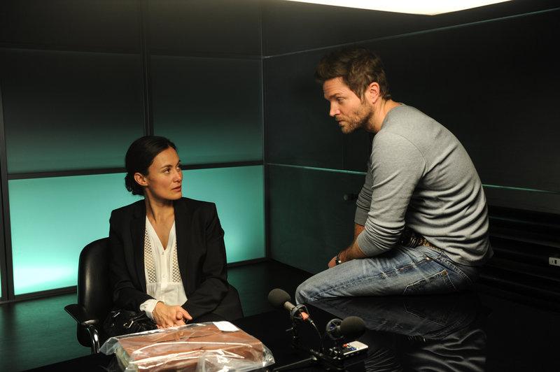 Das Chamäleon (Staffel 9, Folge 5) – Bild: ZDF und MARKUS-FENCHEL studiofenchel@web
