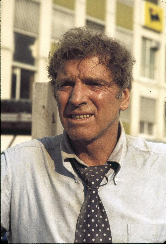 Burt Lancaster (Cross). – Bild: ORF