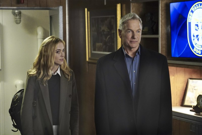 """Nonstop"""" -- The murder of a Petty Officer in a small town outside D.C. prompts NCIS to once again work with """"The Sherlocks,"""" a privately funded investigative team that includes their newest member, Anthony DiNozzo, Sr. (Robert Wagner), on NCIS, – Bild: 13th Street"""