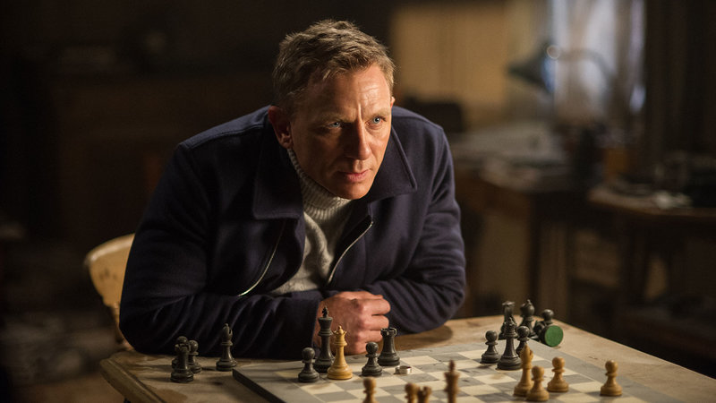 James Bond (Daniel Craig) – Bild: SPECTRE © 2015 Metro-Goldwyn-Mayer Studios Inc., Danjaq, LLC and Columbia Pictures Industries, Inc. All rights reserved.