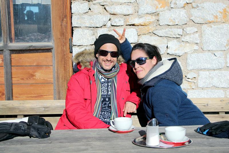 Michael Ostrowski, Jasmin Devi. – Bild: ORF III