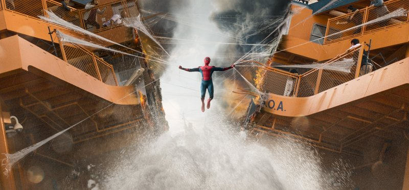 Peter Parker / Spider-Man (Tom Holland) – Bild: ORF / Sony Pictures