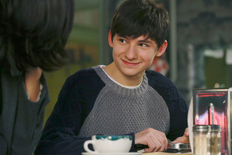 Henry Mills (Jared S. Gilmore) – Bild: MG RTL D / © 2014 American Broadcasting Companies, Inc. All rights reserved