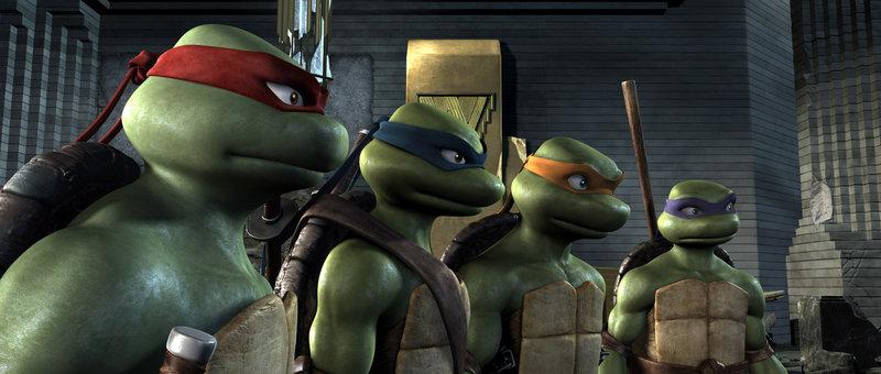 TMNT - Teenage Mutant Ninja Turtles – Bild: 2006 Warner Bros. Entertainment Inc.