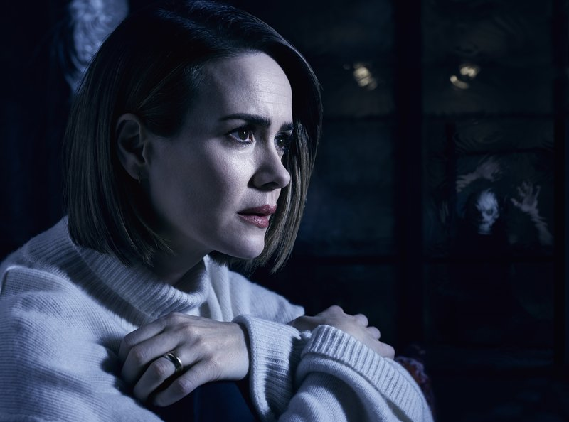 AMERICAN HORROR STORY: CULT -- Pictured: Sarah Paulson as Ally Mayfair-Richards. CR: Frank Ockenfels/FX – Bild: Copyright 2017, FX Networks. All rights reserved.