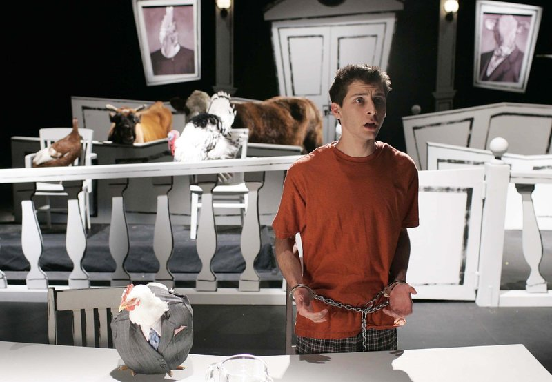 Reese (Justin Berfield) – Bild: TVNOW / © 2005-2006 Fox and its related entities.