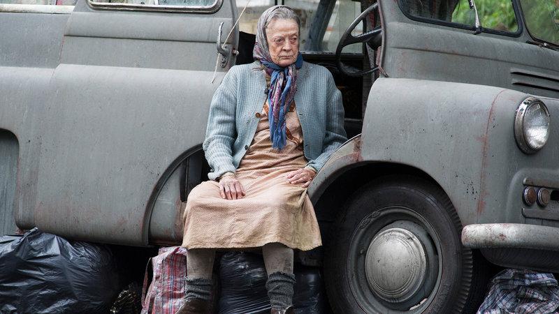 The Lady in the Van Maggie Smith als Miss Shepherd SRF/Van Production /BBC – Bild: SRF2